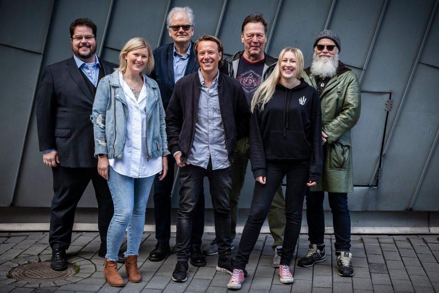 Suomen Musiikkikustantajat ry:n hallituksen jäsenet