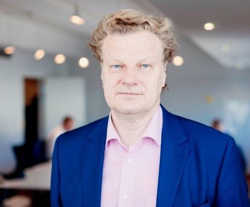 Jari Muikku on Musiikkikustantajien uusi toiminnanjohtaja!